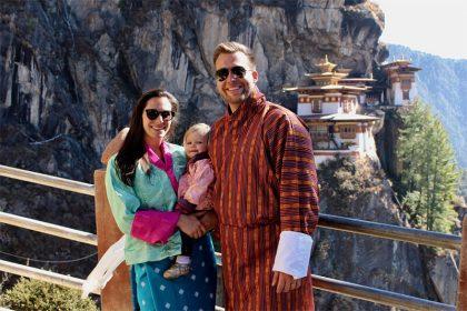 Bhutan Family Tour - 8 Days 7 Nights