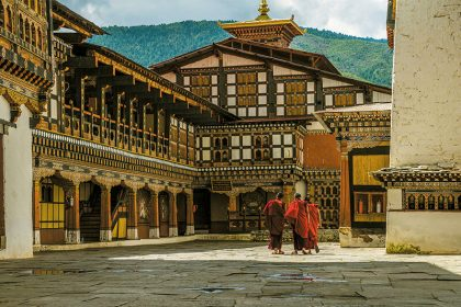 Bhutan Fascinating Journey For Family – 7 Days 6 Nights