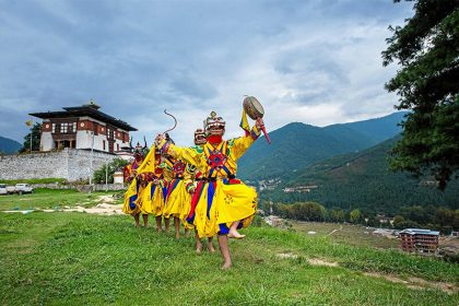 Bhutan Luxurious Tour 7 days 6 nights