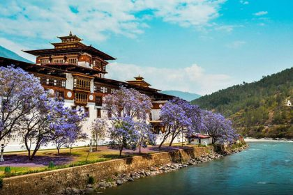 Bhutan graceful honeymoon package