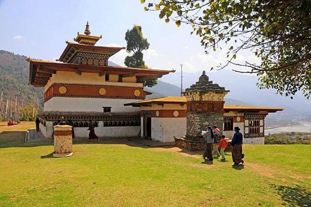 Chimmi Lhakhang Monastery
