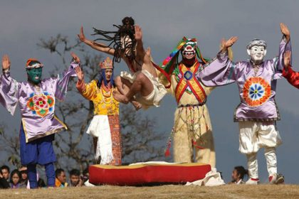 Druk Wangyal Tsechu Festival Tour
