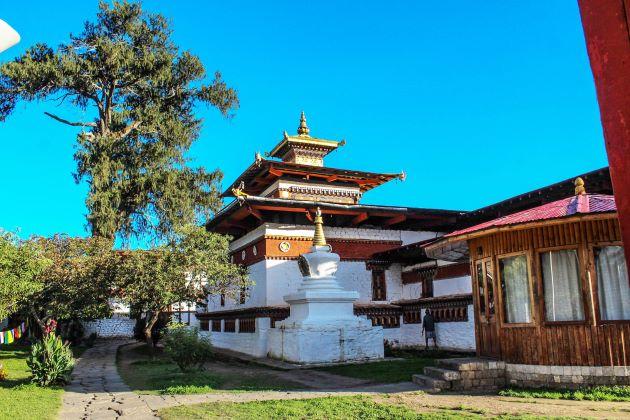 Kyichu Lhakhang in bhutan