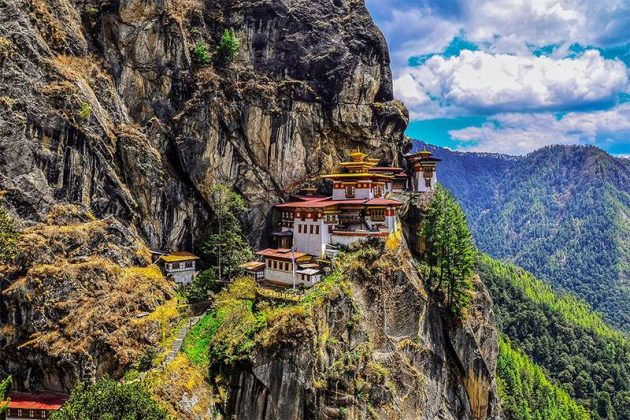 Majestic bhutan holiday packages from bangalore 5 Days 4 Nights