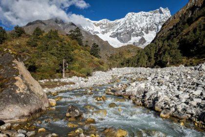 Mt. Gangchhenta bhutan trekking holidays