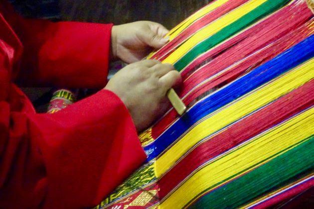National Textile Museum in bhutan