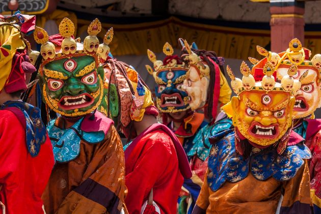 best time to visit bhutan in summer
