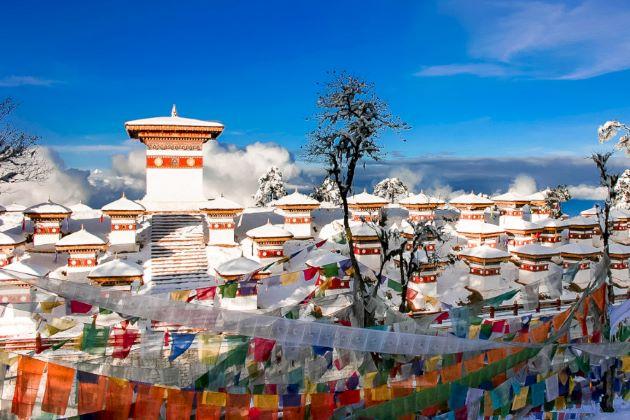 best time to visit bhutan in winter