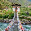 bhutan adventurous journey 8 days 7 nights bhutan adventure