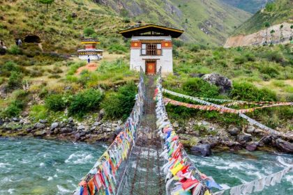 bhutan adventurous journey 8 days 7 nights bhutan adventure