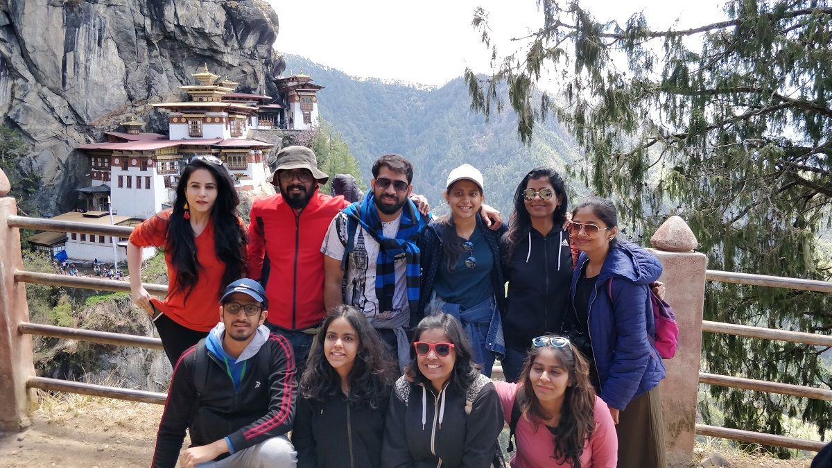 bhutan family tour packages from india