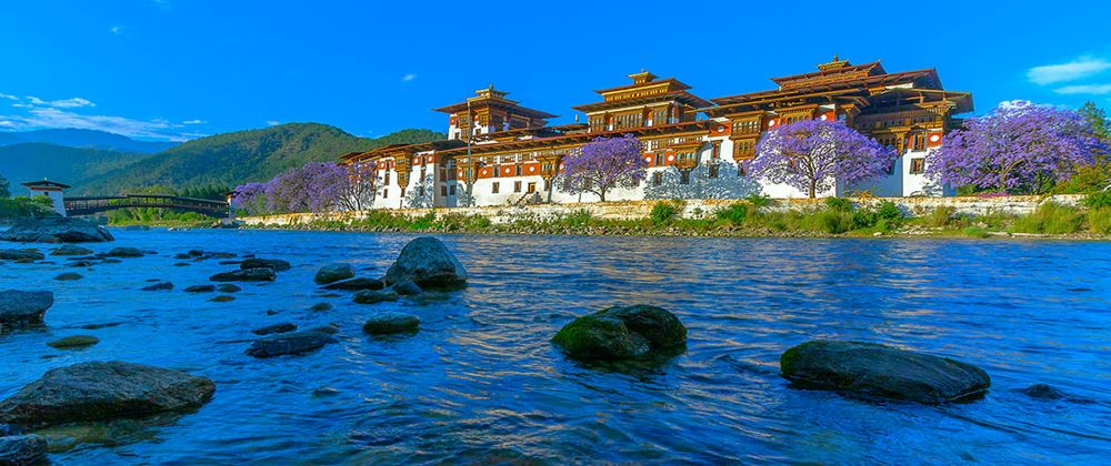 bhutan honeymoon packages from india