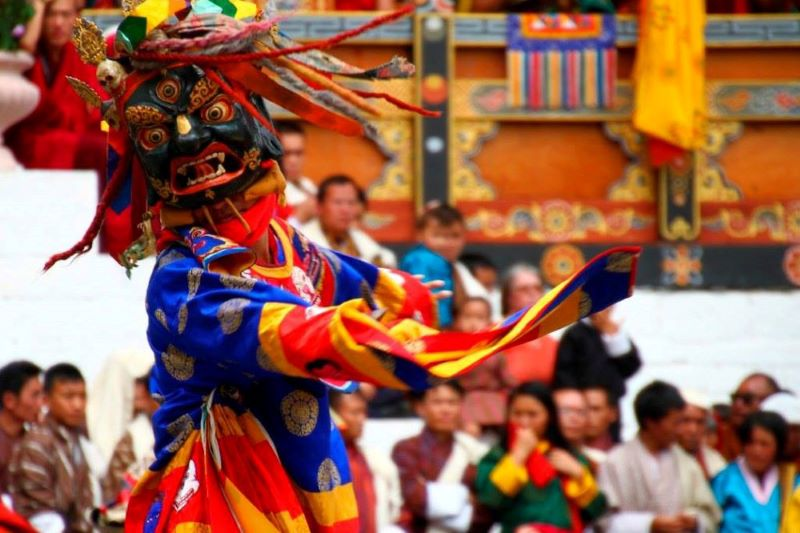 bhutan losar everything about bhutan new year festiva