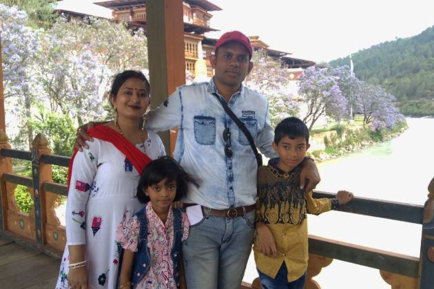 bhutan tours for indian family