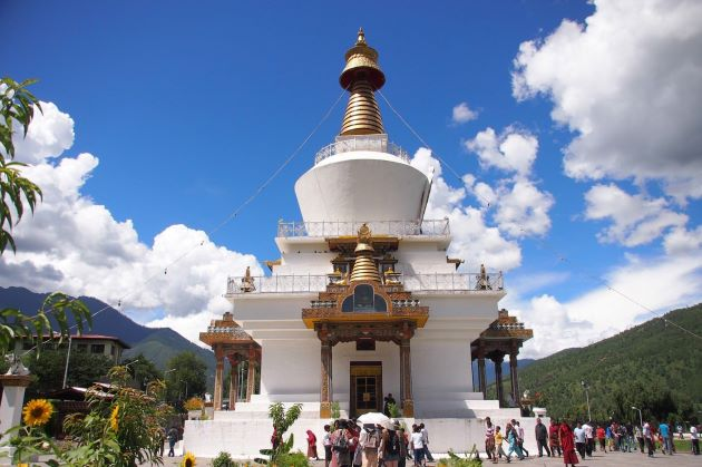 discover thimphu attractions bhutan tour package from kolkata