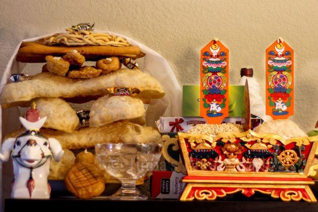 during bhutan losar