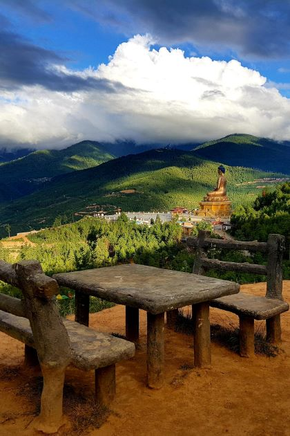 explore nature in bhutan tour packages from surat