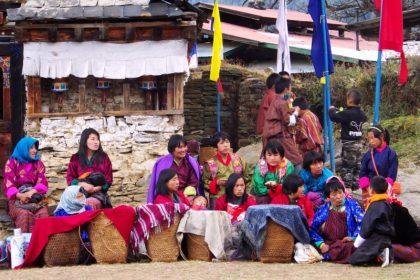 family trip to bhutan 5 days