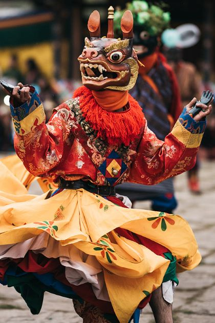 festival in bhutan trip packages from chennai