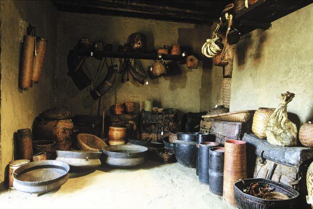 folk heritage museum in bhutan