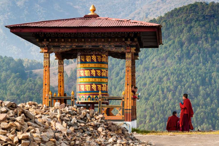 it is time to visit bhutan from india