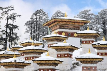 little snowman bhutan trekking tour 15 days