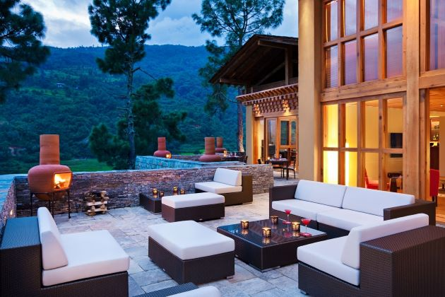luxury bhutan holiday packages from india