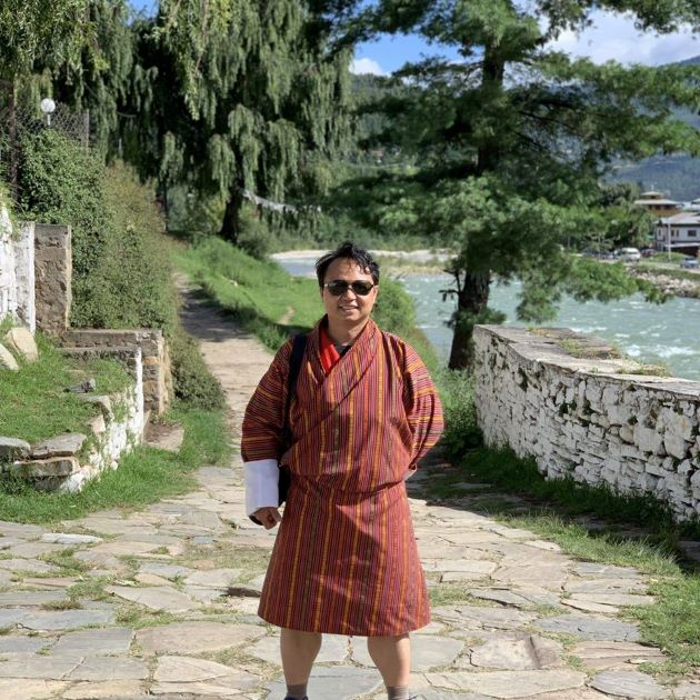 mr henry le go bhutan tours founder