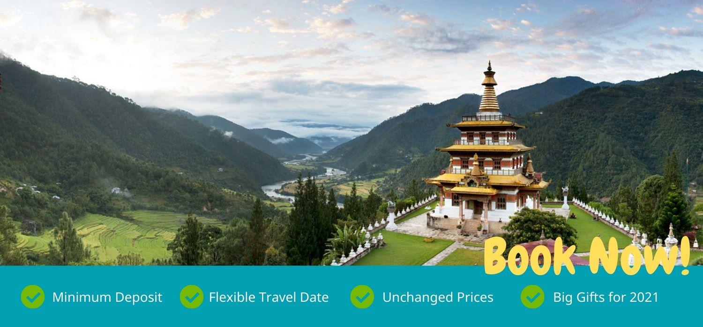 replan bhutan tours from india