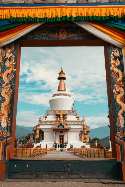 see architecture on bhutan packages from bangalore