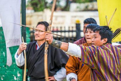 soft bhutan adventure tour 8 days