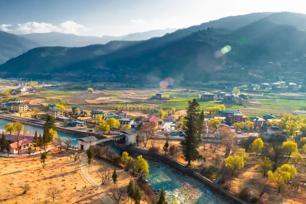 summer is the wonderful time to visit bhutan
