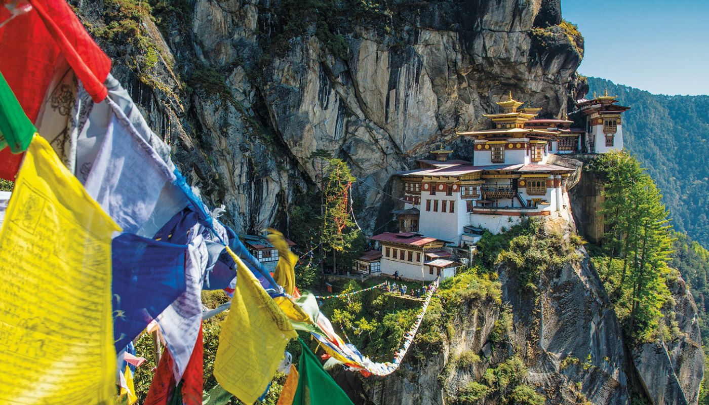 tiger nest monastery bhutan tour packages from india