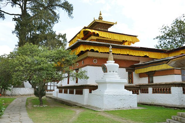 visit Kyichu Lhakhang in Bhutan trip