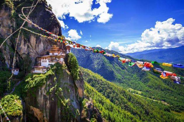 visit bhutan in autumn